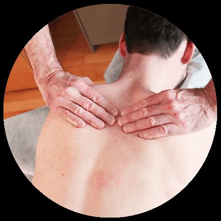 Massage bij werk-gerelateerde klachten
